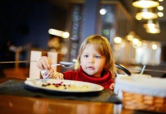 Lekker uit eten met kids